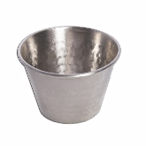 Arcata, Hammered Sauce Cup, 2 oz, 202 S/S