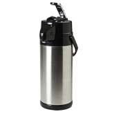 Myco, Insulated Airpot, S/S Lined, 3 Liter