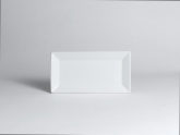 "Steelite International Tray, 9 1/2"", Rectangular, Varick, Cafe Porcelain"