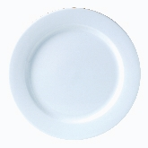 Steelite, Plate, Monaco, Distinction, White, 10""