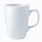 Steelite International Mug, 8 1/2 oz Monaco White