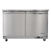 "Kintera, Undercounter Refrigerator, Two-Section, 48 1/4""W, 12 cu ft"