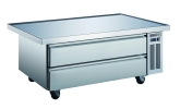 Kintera, Refrigerated Chef Base, (2) Drawers, Extended Top, 9.9 cu ft