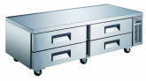 Kintera, Refrigerated Chef Base, (4) Drawers, 15 cu ft