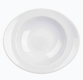 "Churchill China Pasta Plate, 12"", Oval, Equation, Churchill Super Vit, White"
