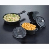 American Metalcraft, Fry Pan, Cast Iron, 3.40 oz