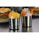 American Metalcraft French Fry Cup, S/S, Satin Finish