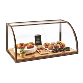 "CAL-MIL, Sierra Bakery Display Case, 36""W x 19 1/2""D x 17 1/4""H, Self Serve"