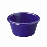 Gessner Products, Ramekin, 2 oz, Cobalt Blue