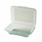 G.E.T., Food Container, Eco-Takeouts, Jade, 1 Compartment