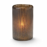 Hollowick Mocha Lamp, Cylinder Style, Glass