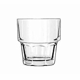 Libbey, Rocks Glass, Gibraltar, DuraTuff, Stackable, 7 oz