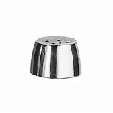 Libbey, Replacement Lid, Chrome Plated Plastic, for Models 5521 - 5037 tabletop Shakers