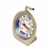 Rubbermaid Pelouze Thermometer, Refrigeratorfreezer, Dial Type, Temperature Range 20 to 80 F