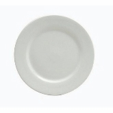 Oneida, LTD., Plate, Ceramicor Bright White, Delco, Rolled Edge, 9""