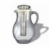 Service Ideas Water Pitcher, 3.3 liter, Smooth Surface