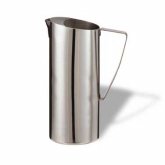 Service Ideas Water Pitcher, 64 oz Ice Guard