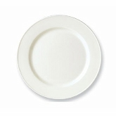 "Steelite International Slimline Plate, 10 5/8"", Performance, Simplicity, Cabernet"