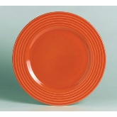 "Steelite, Plate, Tiffany, Anfora, Palm Leaf, 7 1/2"" dia."