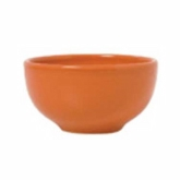 Syracuse China Bouillon, 8 oz, No Handle, Cantina, Flint Body, Cayenne