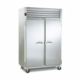 Traulsen, Refrigerator, Reach-In, Two-sections, Self-contained