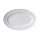 "Vertex China Company Platter, 14"", Oval, Euro Collection, Alpine"