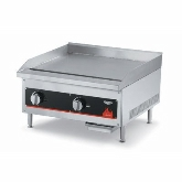 "Vollrath Cayenne 48"" Gas Flat Top Griddle, Shipped Set Up For Natural Gas, Fully Welded"