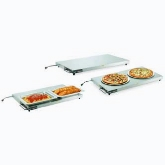 "Vollrath Cayenne Heated Shelf, Right Aligned, 36"" L, Two Zone Heat Control"