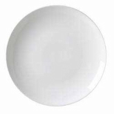 "Vertex China Company Plate, 10"", Coupe, Rubicon Collection"