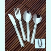 "World Tableware, Disposable Fork, 6"", EcoWare, AISI 430 18/0 S/S"